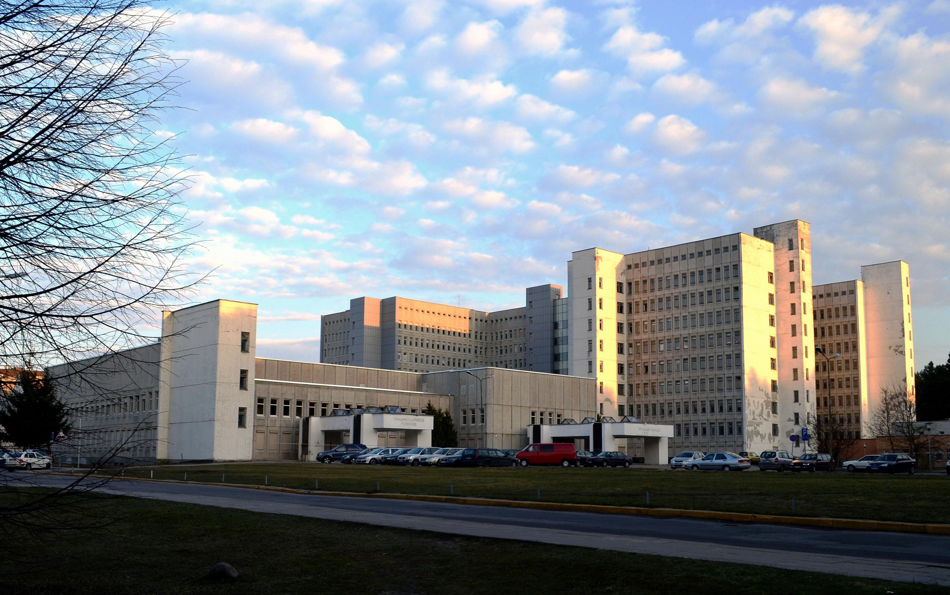 Lazdynai Hospital